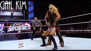 WWE - Beth Pheonix - Glam Slam Victims (HD)