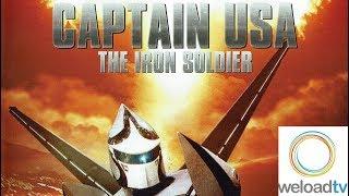 Captain USA - The Iron Soldier [HD] (Actionfilme auf Deutsch komplett anschauen)