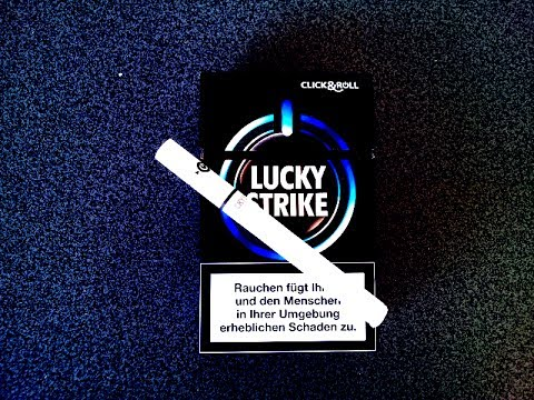 lucky strike double click wild berry
