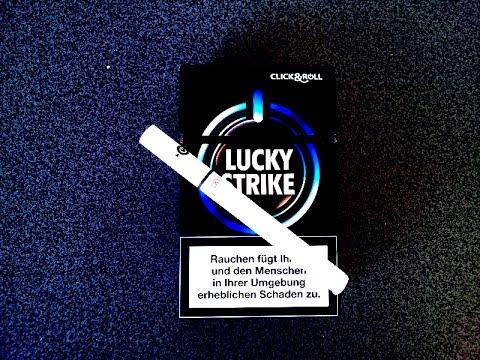 Lucky Strike Sininen