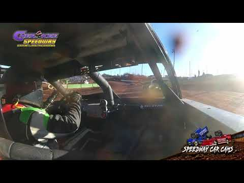 #10 Sean Vardell - extreme 4 - 12-1-19 Cherokee Speedway - In-Car Camera
