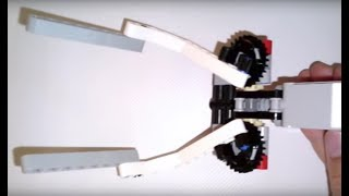 Lego Mindstorms EV3 Tutorial - Basic Grab & Lift building instructions