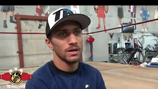 LOMACHENKO AGREES TO REHYDRATION LIMIT FOR RIGONDEAUX FIGHT