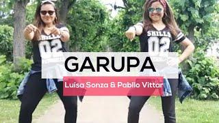 GARUPA Luísa Sonza Pabllo Vittar - Original Choreo by Karla Borge. 2nd July 2019. Zumba