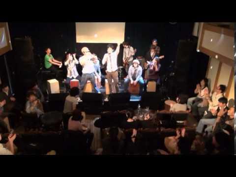 カホンの祭典開催! HAKO FES 2014