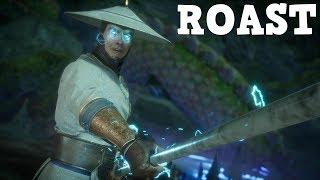 Mortal Kombat 11 : The Roast of Raiden Intro Dialogues
