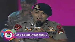 Video AMAZING!! Tampil Cetar Membahana, Aksi BRIMOB Menggebrak Hati Para Dewan Dangdut | LIDA Top 27 download MP3, 3GP, MP4, WEBM, AVI, FLV November 2018