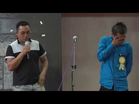 Comedian Search 2017 1st Runner's Up H.Malsawmtluanga & Pu, Kawlhnuna