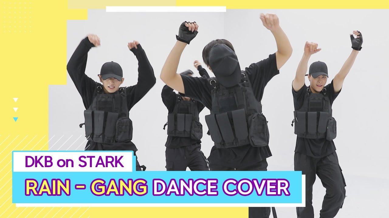 RAIN 비 - GANG 깡(DKB FULL DANCE COVER)