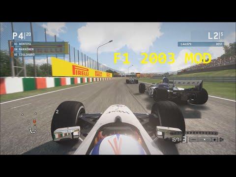 Raikkönen back to Mclaren - F1 2013 (F1 2003 Mod)