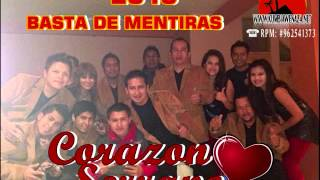 CORAZON SERRANO - BASTA DE MENTIRAS - SIN SELLO ORIGINAL 2013 - WWW.KUMBIAWENAZA.NET