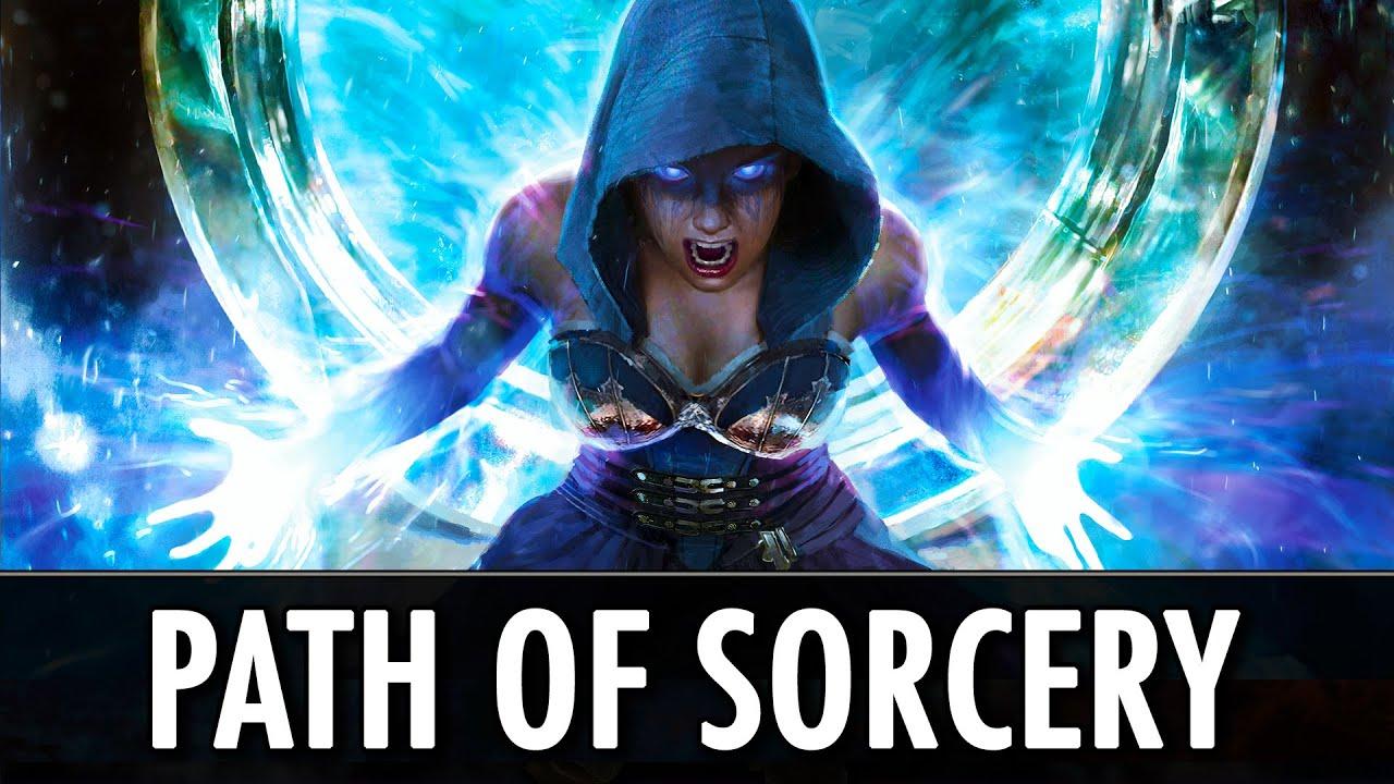 Path of Sorcery - Magic Perk Overhaul at Skyrim Special