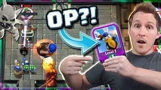 NEW CARD OP?!   PELICAN UNLOCKED!   Chaos Battle League