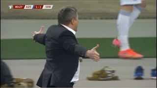 Azerbejdžan vs Srbija   Gol Mitrovića za 1:2   SPORT KLUB FUDBAL