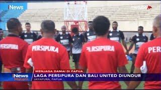 Persipura Jayapura  -  Bali United