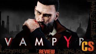 VAMPYR - PS4 REVIEW