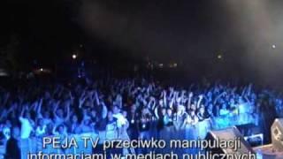 Rychu Peja SoLUfka RAPGRA 2 Zielona Góra 12.09.09