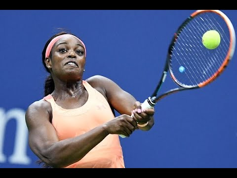 2017 US Open: Sloane Stephens SFs Press Conference