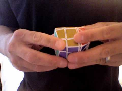 Axis Rhombic Dodecahedron (Axel Cube Mod)