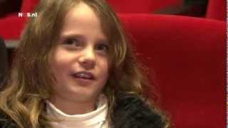 Long tv  Interview Amira Willighagen opera star from Holland