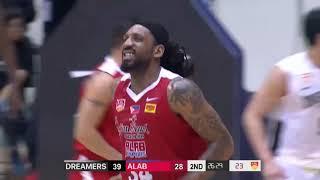 Formosa Dreamers v San Miguel Alab | CONDENSED HIGHLIGHTS | 2018-2019 ASEAN Basketball League
