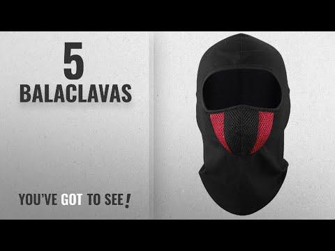 Top 10 Balaclavas [2018]: Balaclava Mask, YEENOR Breathable Ski Mask Cotton Fabric Windproof