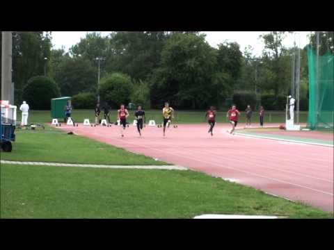 2ème Série 100m Hommes Championnats Genevois