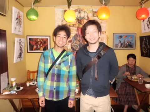 CAFE BALI CAMPUR,SUGINAMI-KU, KOENJI, TOKYO,  JAPAN, TEL 03-3314-0320