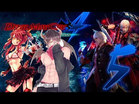 Desnudando Demonios - Devil May Cry 4 Ep.5 thumbnail