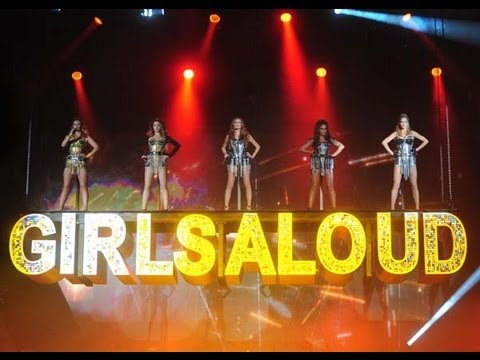 (+INTRO) Girls Aloud perform Sound Of The Underground (Fan Recorded)