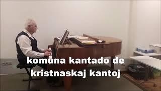 advento Esperanto berlin koncerto