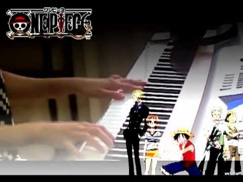 One Piece Opening One Day The Rootless Violin and Piano