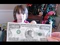 We got a million dollar bill!!!