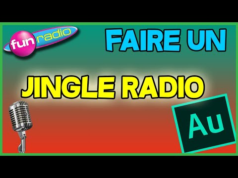 FAIRE UN JINGLE RADIO AVEC ADOBE AUDITION - MR PAUL