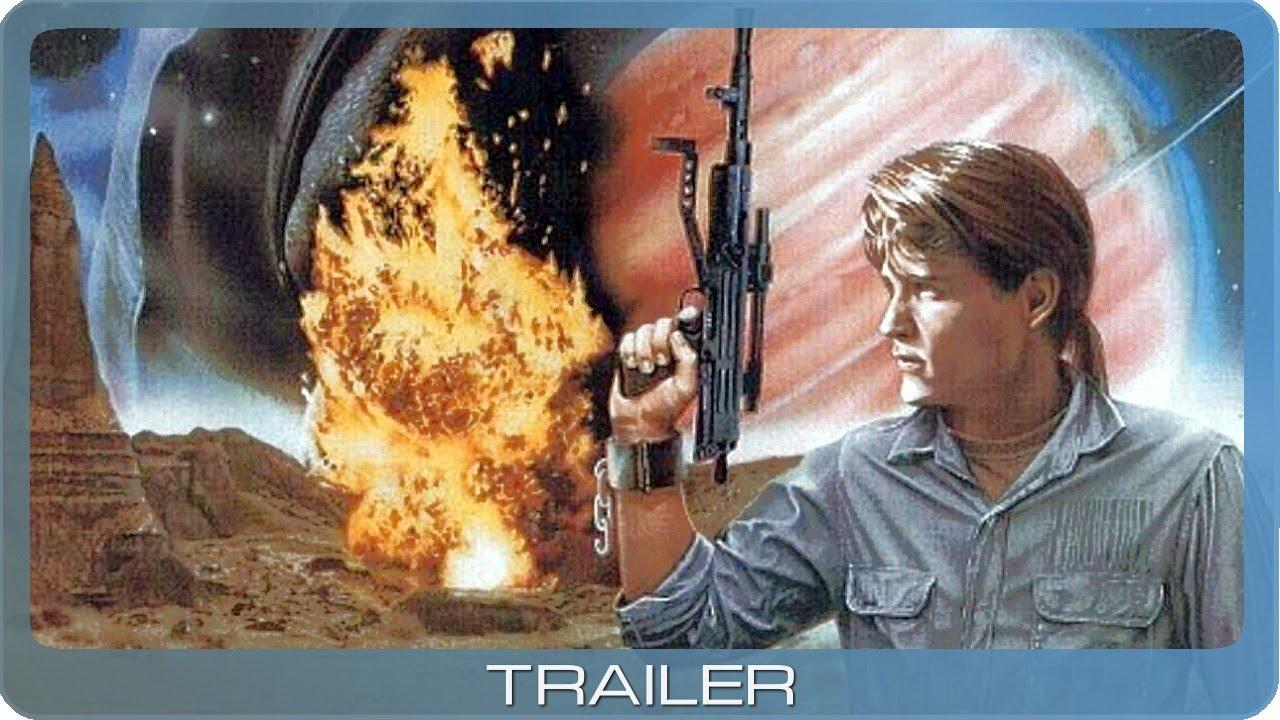Download Space Rage: Breakout On Prison Planet ≣ 1985 ≣ Trailer