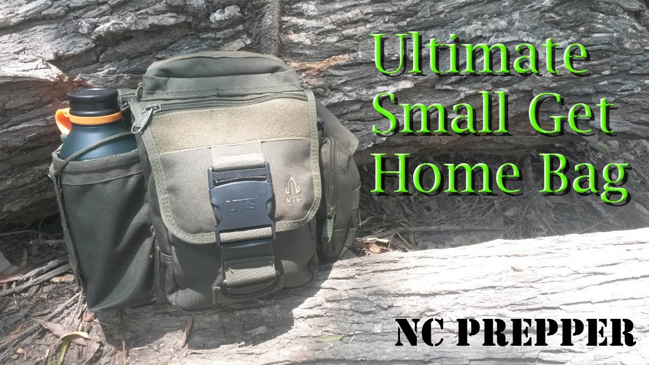 Get Home Design Ideas: Ultimate Small Get Home Bug Out Bag