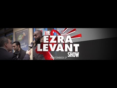 The Ezra Levant Show: Talking to Paris Muslims, intellectual