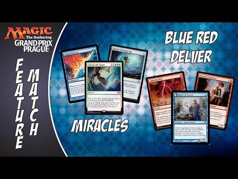 Magic: the Gathering GP Prague Rd 5 (Legacy)