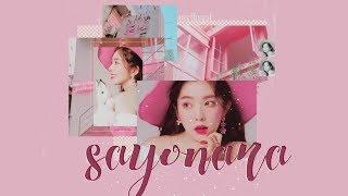 Red Velvet – Sayonara ||Sub español||