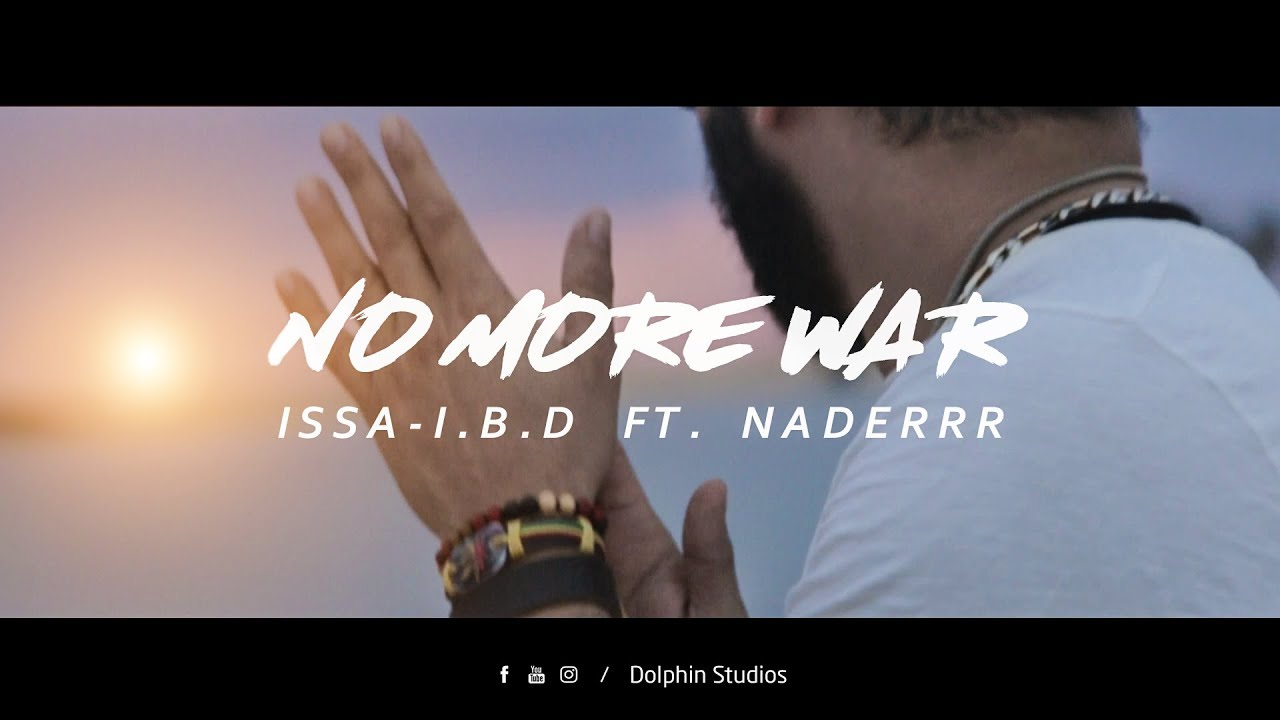عيسى بن دردف FT نادر جامايكا ||  Issa Ben Dardaf - I.B.D FT Naderrr Jamaica - No More War