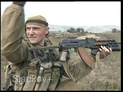 Russian Combat Footage - Chechnya, 2001