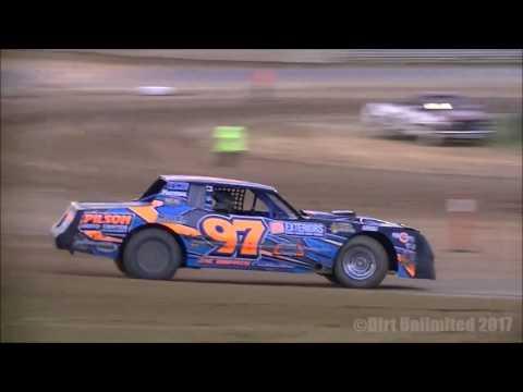 6.17.17 | UMP Street Stocks Heats & Feature | Charleston Speedway