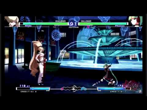 22/7 - UNIST Arcsys Stream - Hilda vs Phonon