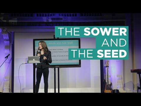 Live Better: The Sower and The Seed (with Guest Speaker: Dr. Caroline Leaf) (Part 7 of 10)