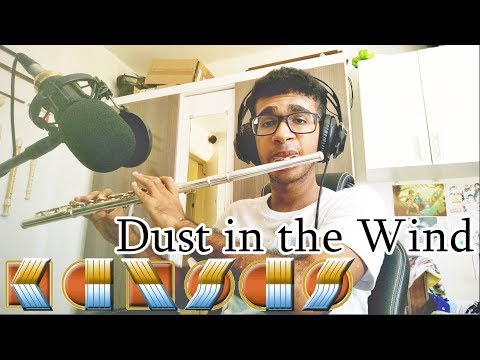 Dust in the Wind - Kansas Flute Cover