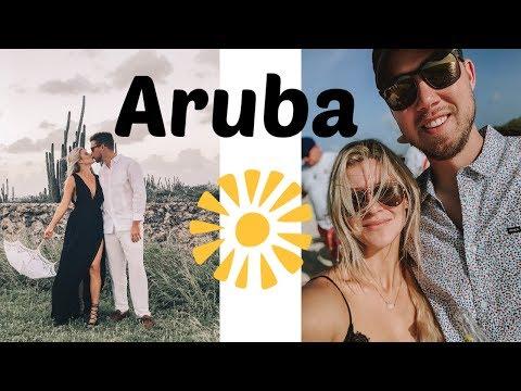 Our Trip To Aruba! (crazy wedding!) | VLOGMAS 2018