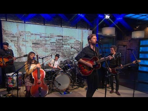 Saturday Sessions: The Lumineers perform Cleopatra