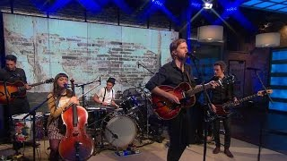 "Saturday Sessions: The Lumineers perform ""Cleopatra"""