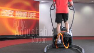 LateralX (LX8000) Elliptical Machine by Octane Fitness