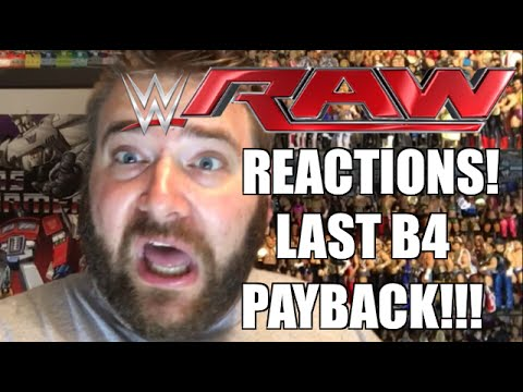 WWE RAW REACTIONS: Roman Reigns VS ADR! Full Show Results and Review 4/25/16